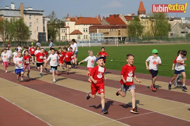V bieg papieski dzieci 378