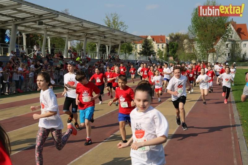 V bieg papieski dzieci 413
