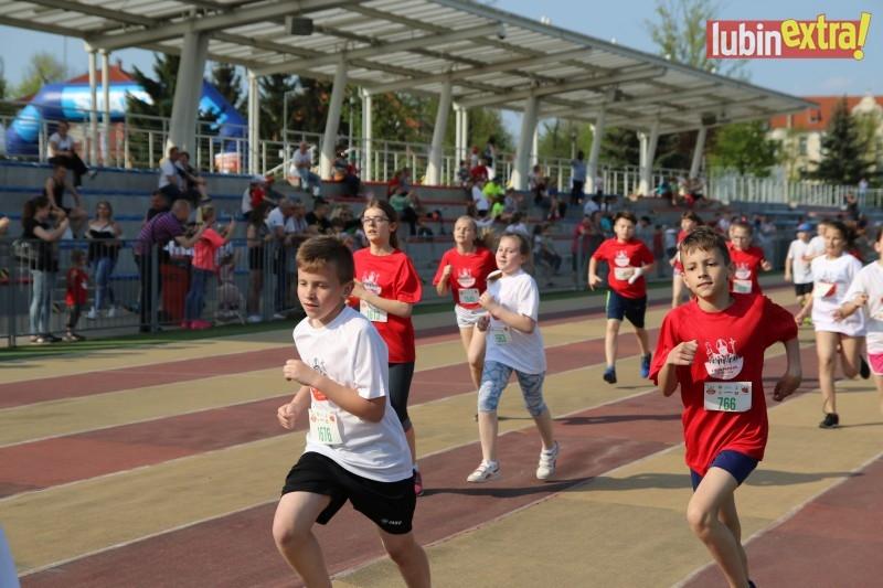 V bieg papieski dzieci 460