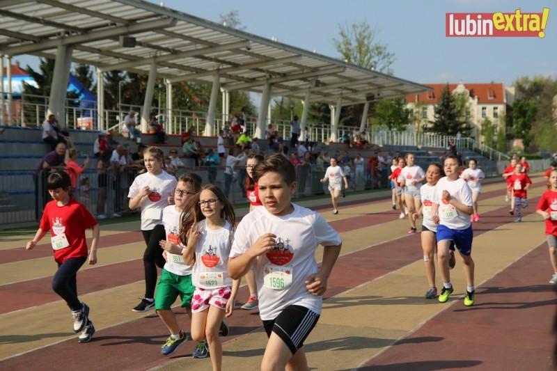 V bieg papieski dzieci 467