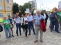 manifestacja w obronie III LO (2)
