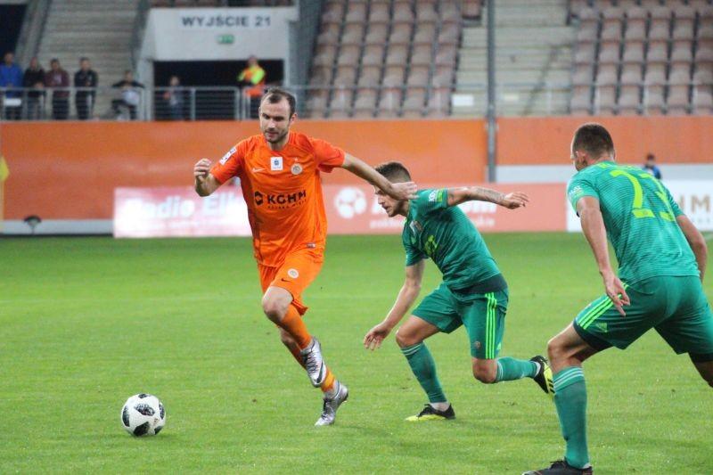 derby Zagłębie Lubin - Śląsk Wrocław (2)