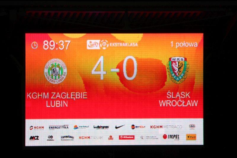 derby Zagłębie Lubin - Śląsk Wrocław (25)