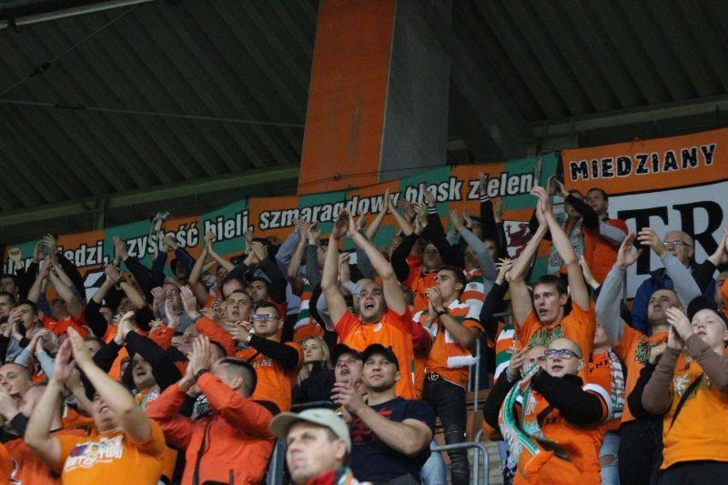 derby Zagłębie Lubin - Śląsk Wrocław (4)