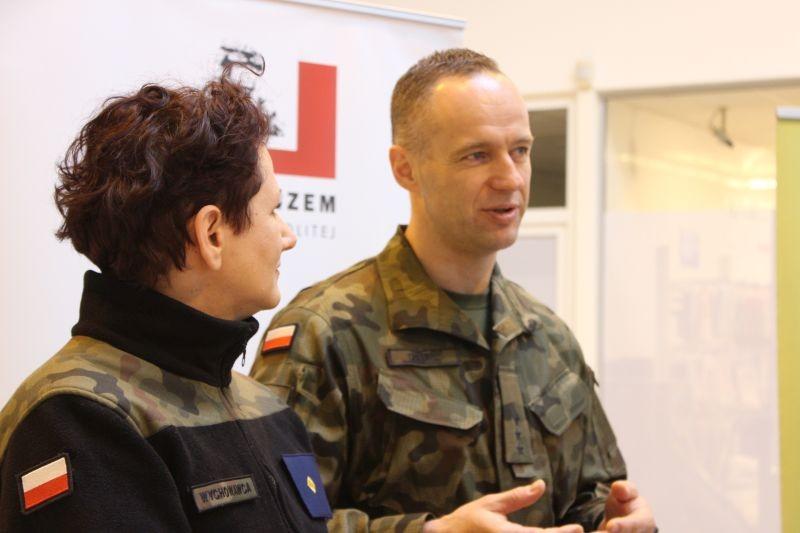 kampania Zostań żołnierzem Lubin (3)