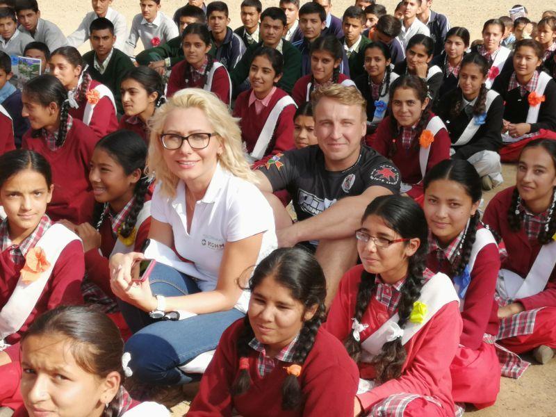 wolontariusze-kghm-w-Indiach-7