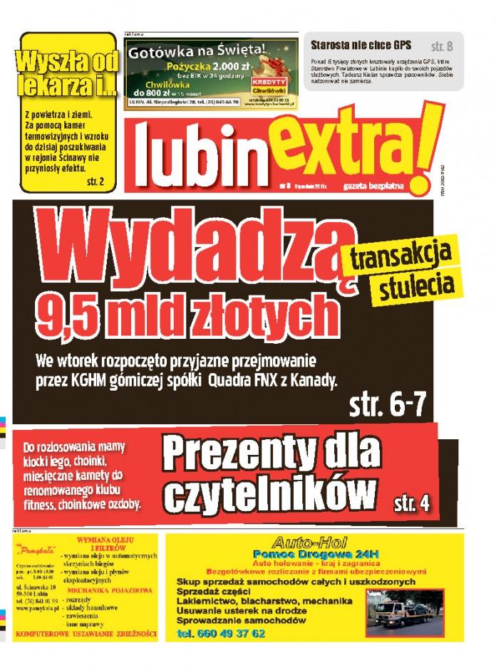 thumbnail of LubinExtra! nr 8