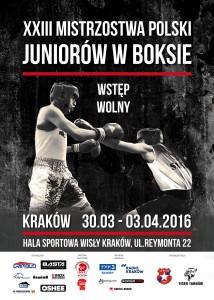 mistrzostwa Polski Juniorów w Boksie 2016