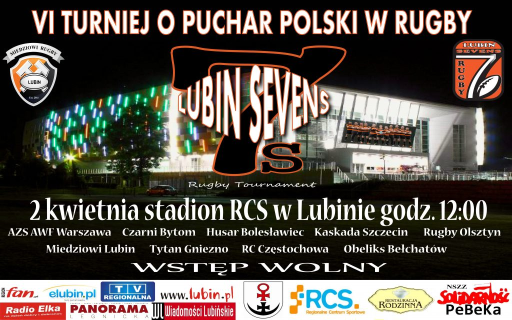 Rugby Lubin Sevens