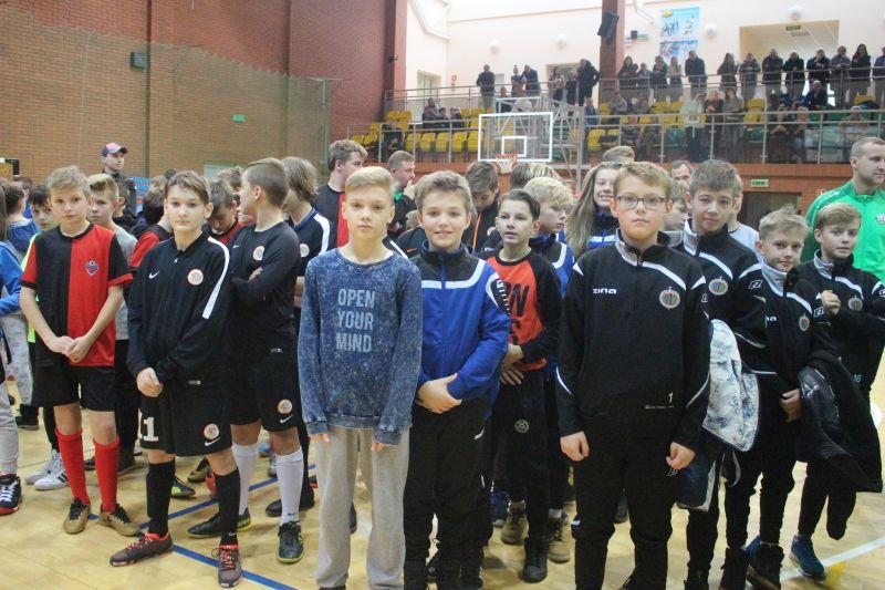 309ab496cf95 Turniej Mikołajkowy dla dzieci - sport i profilaktyka - FOTO - Lubin ...